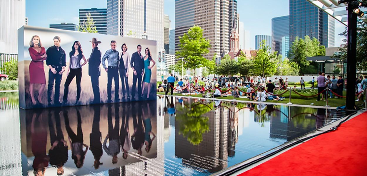 """The Cast of """"Dallas"""""""