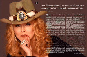 Ann-Margret Spread