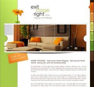 Staging Website